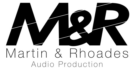 Martin & Rhoades - Bespoke audio to order, soundtracks, instrumentals, TV spots, voiceovers, remixes, theme tunes, foley, promotional sound bites and all encapsulating.